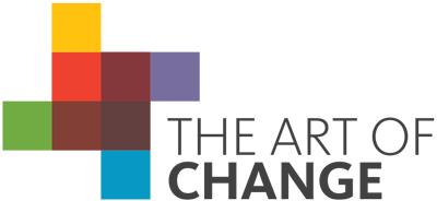 The Art of Change logo