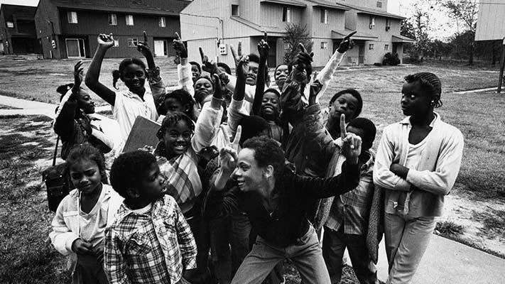Pride Gardens. 1968.