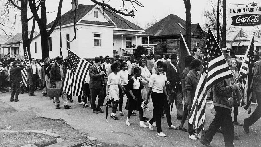 Selma to Montgomery Marches. TBD. Photo Credit: © Ford Foundation
