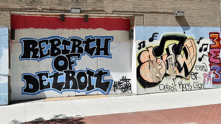 Detroit Institute of Art. 2014. Photo Credit: © Newscom